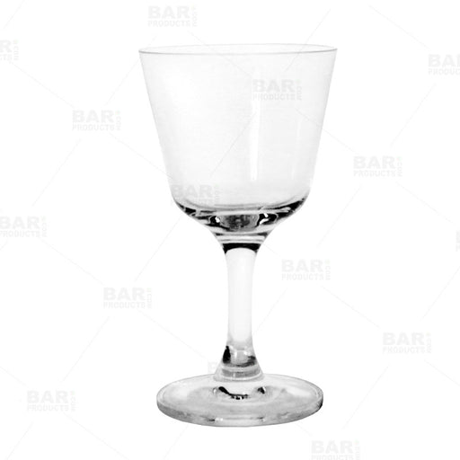 Cordial / Cocktail Glass - 4.5 ounce - 6 Pack