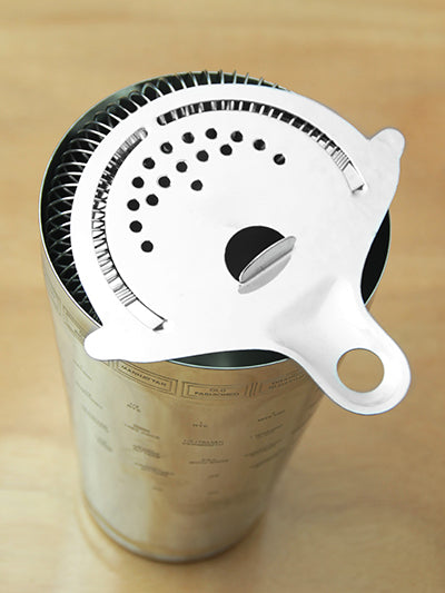 Cocktail Strainer - One Prong Stainless Steel