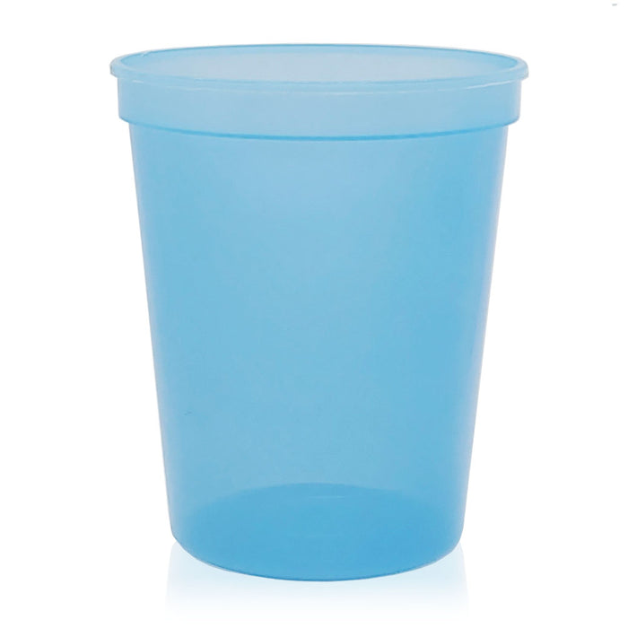 Color Changing Stadium Cups - 16 ounce - Color Options