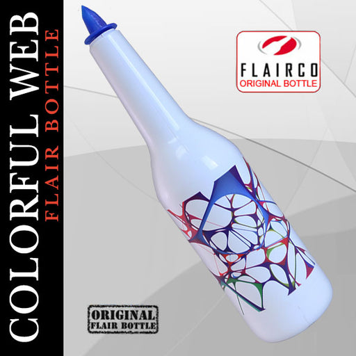 Kolorcoat™ Flair Bottle - Colorful Web Design - 750ml
