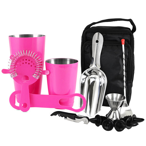 Neon Pink - Complete Bar Tote with V-Rod®