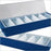 6 Pint Condiment Holder  - Blue