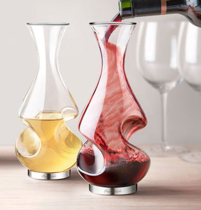 Final Touch® Conundrum Aerator Decanter