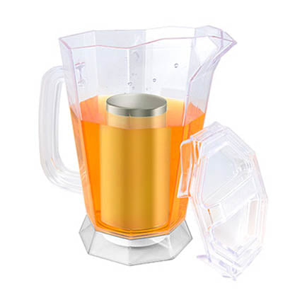 Polar Pitcher® with Aluminum Cylinder - 60 Ounce