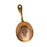 Gold and Copper Plated - Julep Strainer