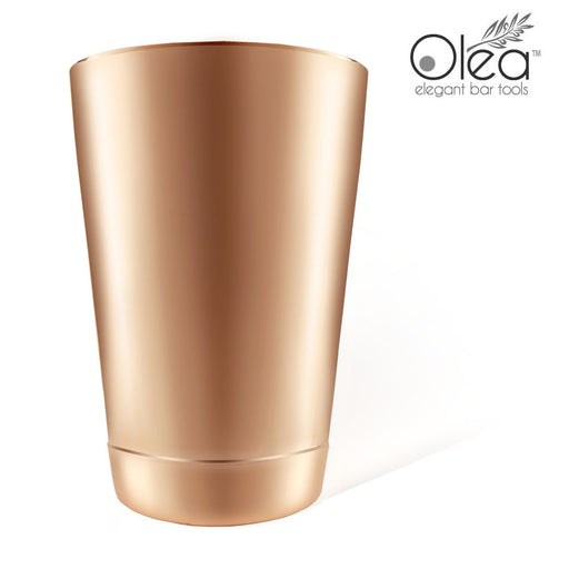 Olea™ Cocktail Shaker - Copper Plated - 16oz Weighted