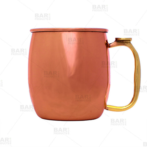 Copper Plated Moscow Mule Mug - 20oz