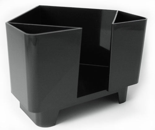 Corner Bar Caddy - 3 Compartment