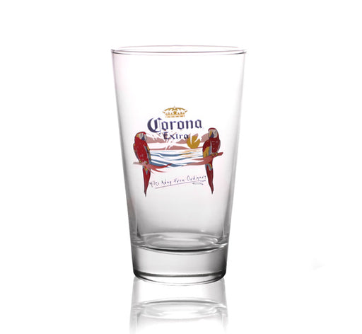 Corona 16 oz Pub Glasses