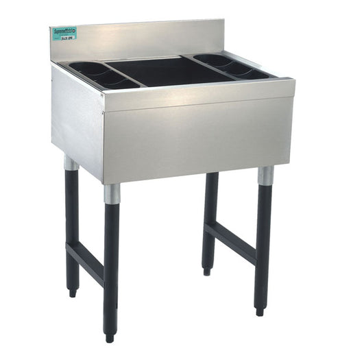 "Challenger Series 21"" Ice Bin w/cold plate"