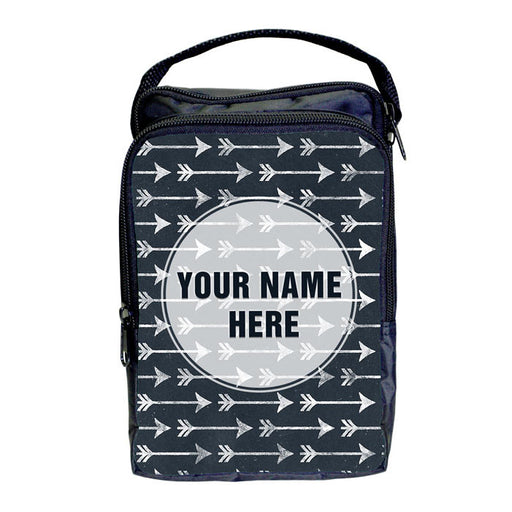 Bartender Tote Bag - ADD YOUR NAME Arrow Design