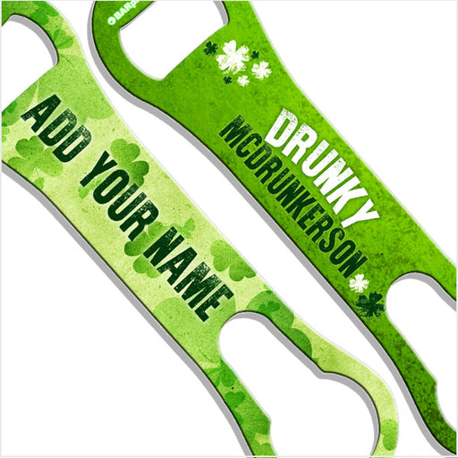 ADD YOUR NAME V-Rod® Bottle Opener – Drunky