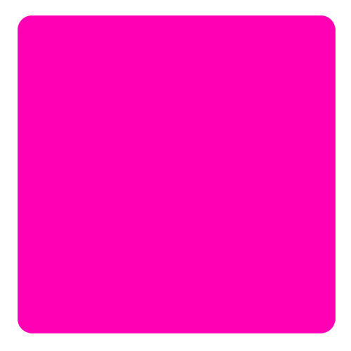 Kolorcoat™ Square Foam Coasters (4 Pack) - Pink