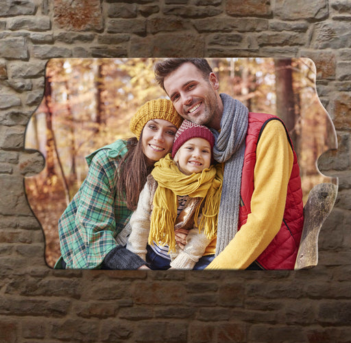 UPLOAD YOUR PHOTO - Personalized Wood Tavern Sign