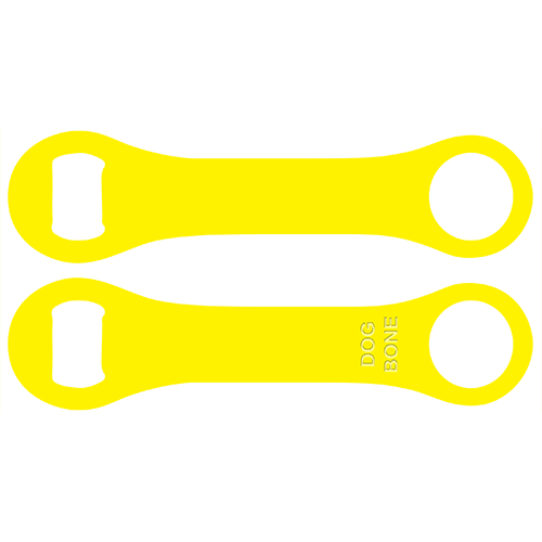Yellow Dog Bone Opener