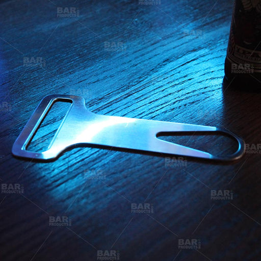 BarConic® HAMMERHEAD™ Double Bottle Opener with V-Rod®