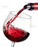 Drop Stop® Wine Pourer with Neck Hanger
