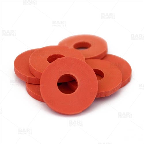 E-Z Cap Bottle Replacement Washers - 25 pack - Flip Style Swing Tops