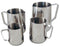 Frothing / Espresso Pitchers - Stainless Steel