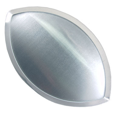 Aluminum Serving Tray - Football Shaped