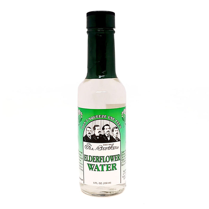 Fee Brothers Elderflower Water - 5 ounce Bottle