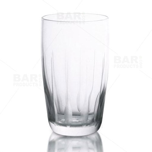 BarConic® Feather Etched Bar Kit w/30oz Stemmed Mixing Glass