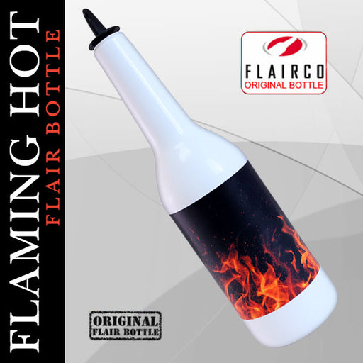 Kolorcoat™ Flair Bottle - Flames Design - 750ml