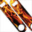 Speed Bottle Opener / Bar Key - Flames