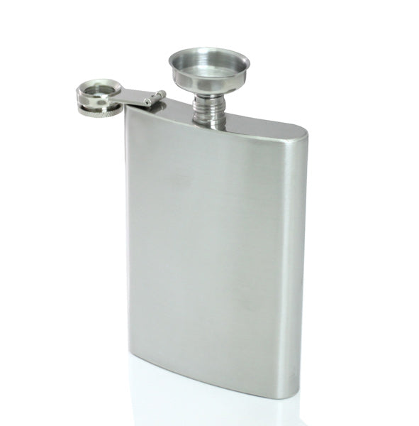 Stainless Steel Funnel with Flask