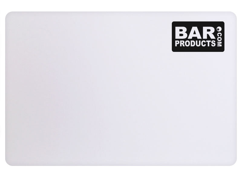 Flexible Cutting / Chopping Board with a barproducts.com logo