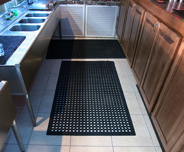 EZ Mat Floor Matting - Black