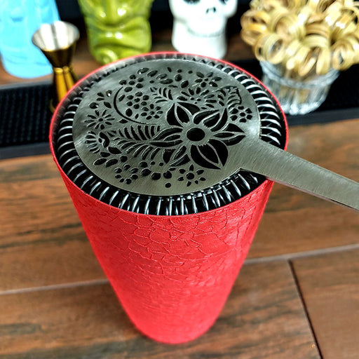 Cocktail Designs Strainer - Botanical