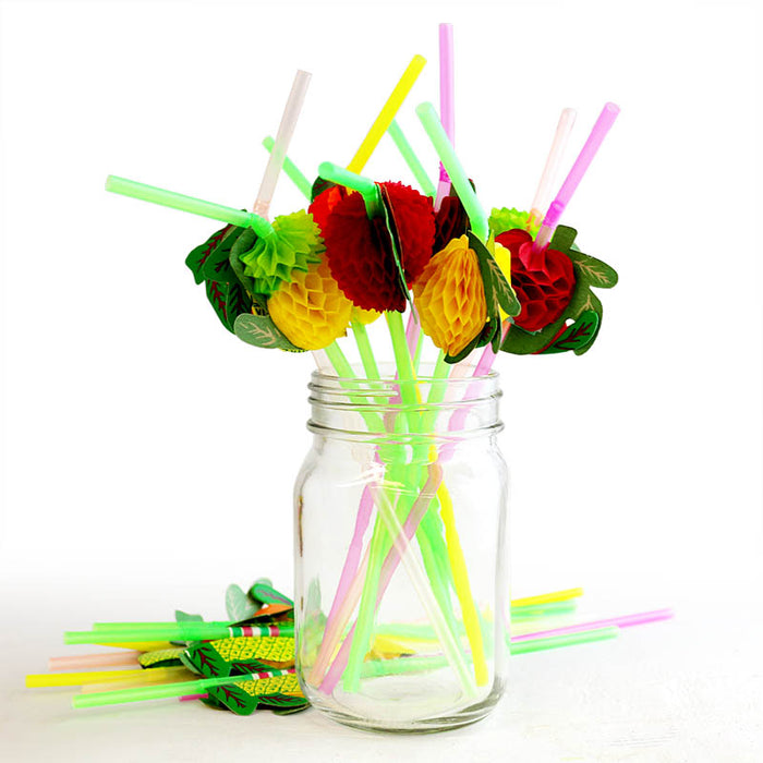 BarConic® Fruit Straws - 50 pack