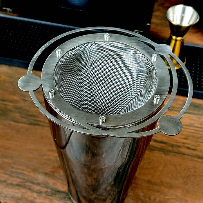 Cocktail Designs Fine Mesh Galaxy Strainer