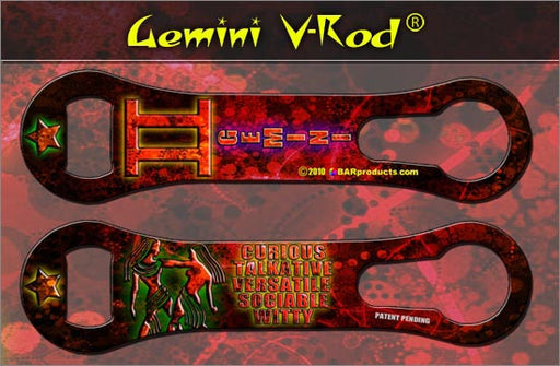 Astrological V-Rod - Gemini