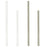Borosilicate Glass Straws - Straight