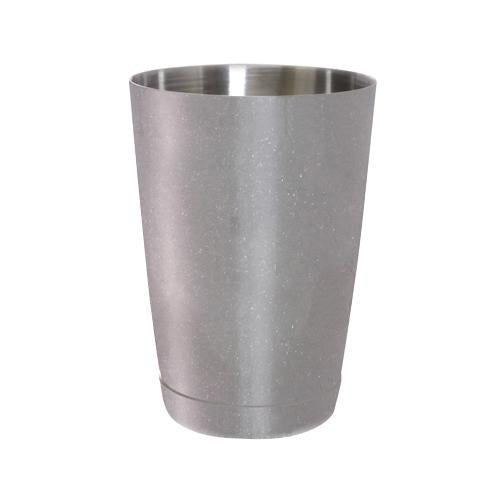 BarConic® Cocktail Shaker Tin 16oz. – Silver Glitter