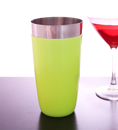 28oz Vinylworks™ Glow in the Dark Cocktail Shaker