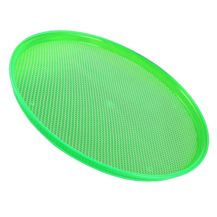 NEON Serving Tray - GREEN