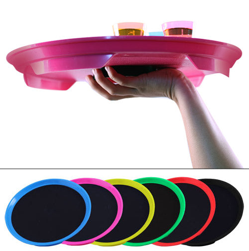 Nonskid Serving Grip Tray