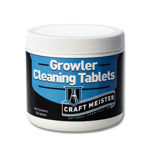 Craft Meister Growler Cleaning Tablets