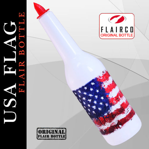 Kolorcoat™ Flair Bottle - USA Flag Design - 750ml
