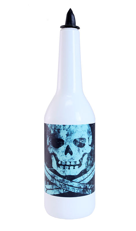 Kolorcoat™ Flair Bottle - Grunge Skull Design - 750ml