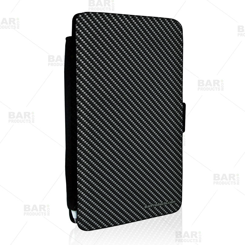 Guest Check Pad Holder - Carbon Fiber