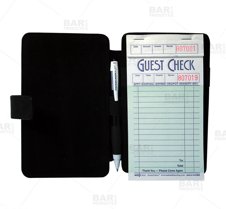 UPLOAD YOUR PHOTO - Guest Check Pad Holder