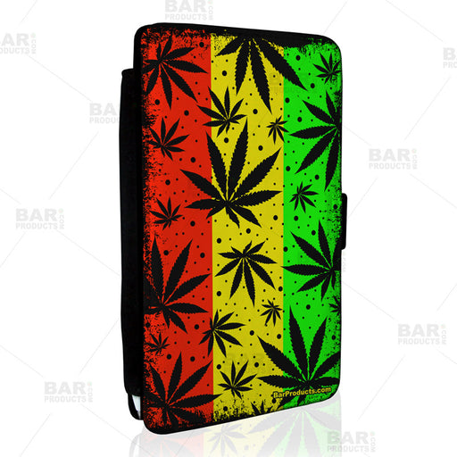 Guest Check Pad Holder - Rasta