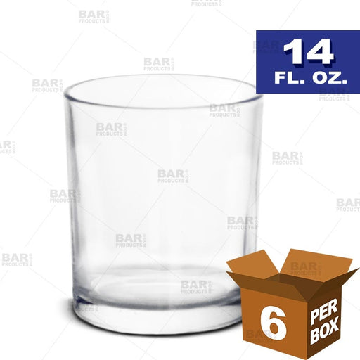 BarConic® Old Fashioned Glass - 14 oz [Box of 6]