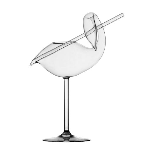 """Special Edition"" Swan Cocktail Glass - 75 ml"