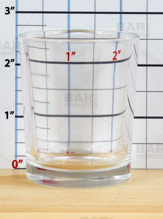 Large Shooter Glass - 3oz