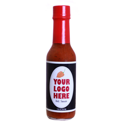 ADD YOUR NAME - Habenero Custom Hot Sauce
